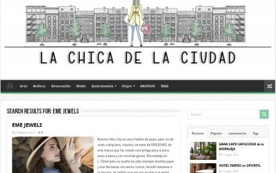eme jewels en LA CHICA DE LA CIUDAD