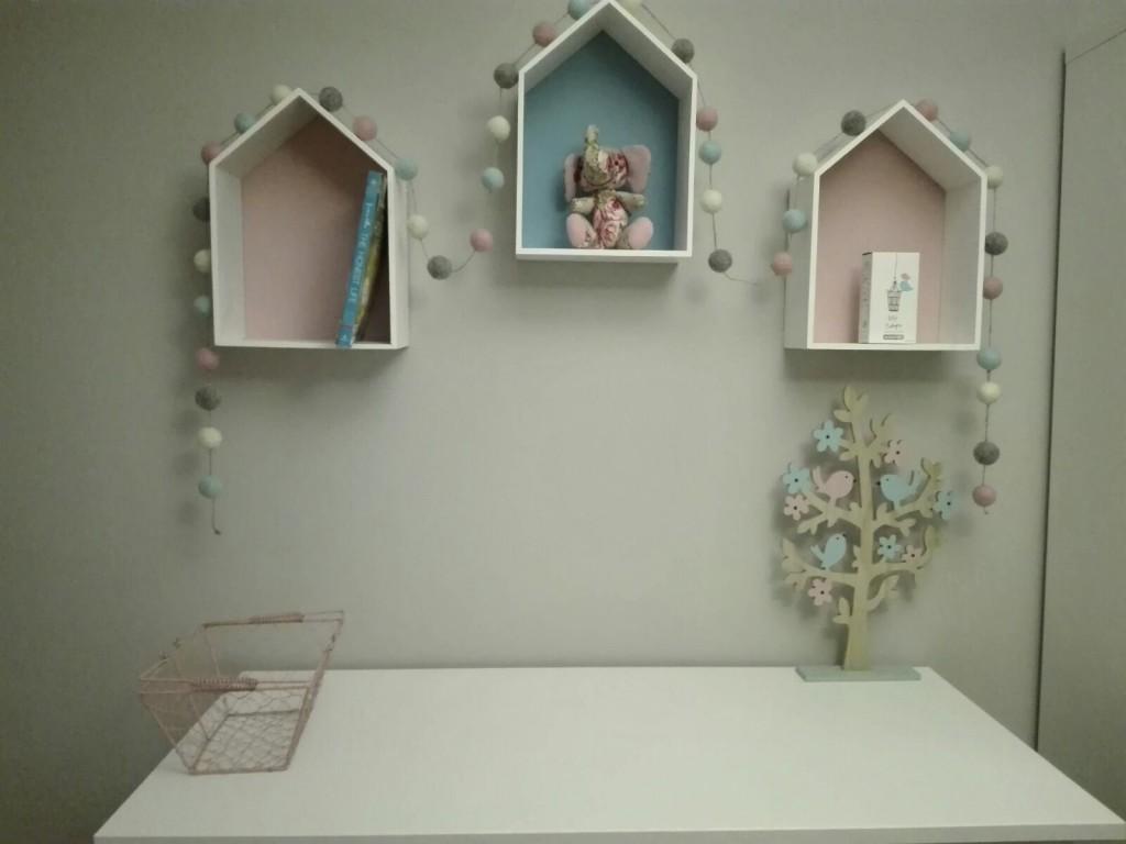 Detalles de la habitación de Julieta