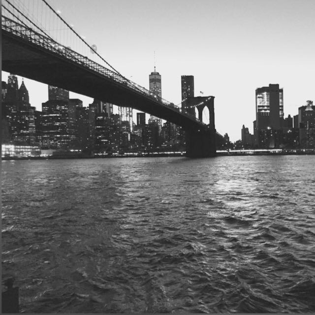Esta bonita estampa de Nueva York fue el sitio elegido por David para pedirle matrimonio a María
