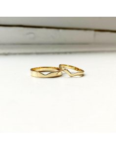 Match Wedding Rings