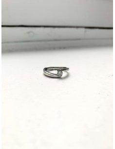 Namaste Engagement Ring