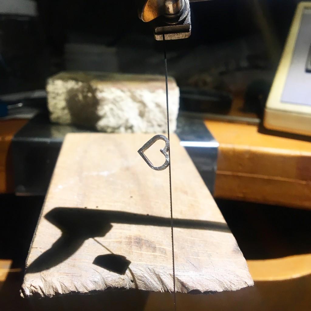 proceso de fabricación en el Atelier eme