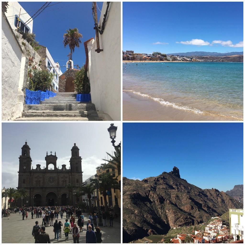 Imágenes de mi adorada isla Gran Canaria